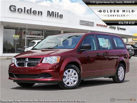 2020 Dodge Grand Caravan SE (Stk: 20097) in North York - Image 1 of 23