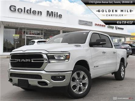 2020 RAM 1500 Big Horn (Stk: 20042) in North York - Image 1 of 25