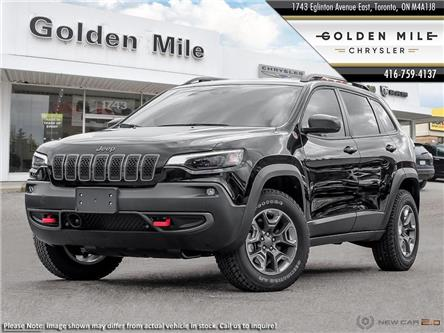 2020 Jeep Cherokee Trailhawk (Stk: 20074) in North York - Image 1 of 23