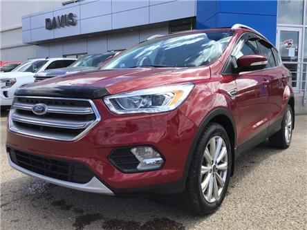2017 Ford Escape Titanium (Stk: 216191) in Brooks - Image 1 of 17