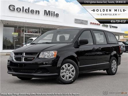 2019 Dodge Grand Caravan 29E Canada Value Package (Stk: 19256) in North York - Image 1 of 23