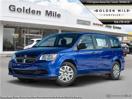 2020 Dodge Grand Caravan SE (Stk: 20100) in North York - Image 1 of 23