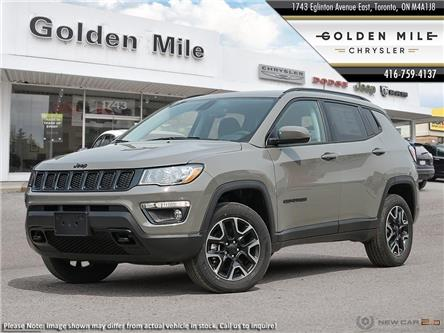 2019 Jeep Compass Sport (Stk: 19296) in North York - Image 1 of 23