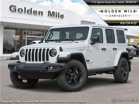 2020 Jeep Wrangler Unlimited Sahara (Stk: 20015) in North York - Image 1 of 23