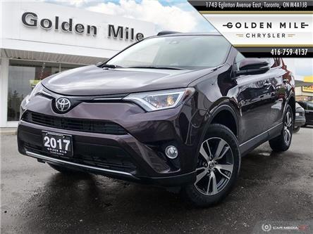 2017 Toyota RAV4 XLE (Stk: P4983) in North York - Image 1 of 30