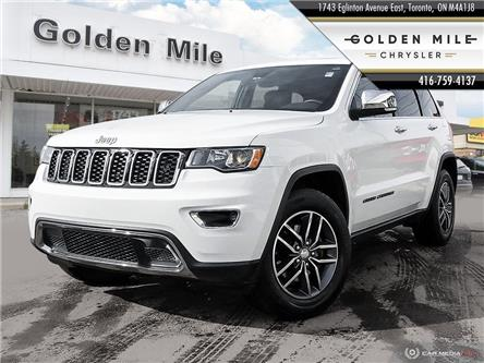 2018 Jeep Grand Cherokee Limited (Stk: P4998) in North York - Image 1 of 30