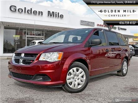 2019 Dodge Grand Caravan CVP/SXT (Stk: 19237A) in North York - Image 1 of 24