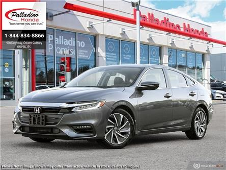 2020 Honda Insight Touring (Stk: 22120) in Greater Sudbury - Image 1 of 23