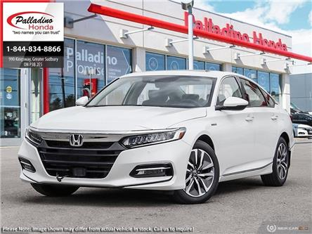 2019 Honda Accord Hybrid Touring (Stk: 21959) in Greater Sudbury - Image 1 of 23