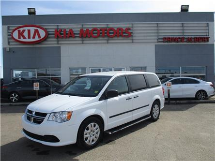 2015 Dodge Grand Caravan SE/SXT (Stk: DB2295) in Prince Albert - Image 1 of 15