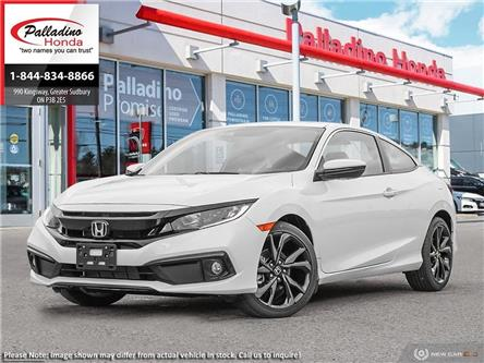 2020 Honda Civic Sport (Stk: 22184) in Greater Sudbury - Image 1 of 23