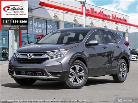 2018 Honda CR-V LX (Stk: 20375) in Greater Sudbury - Image 1 of 25