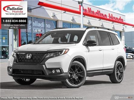 2019 Honda Passport Sport (Stk: 22096) in Greater Sudbury - Image 1 of 23
