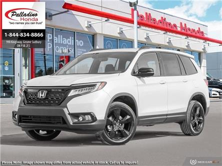 2019 Honda Passport Touring (Stk: 22089) in Greater Sudbury - Image 1 of 23
