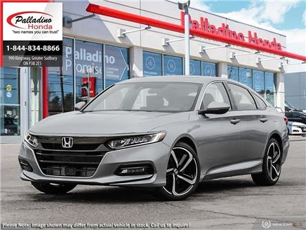 2020 Honda Accord Sport 1.5T (Stk: 22144) in Greater Sudbury - Image 1 of 23