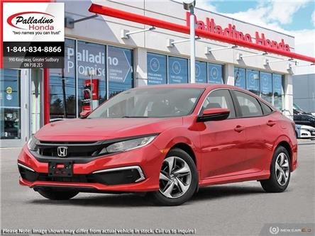2020 Honda Civic LX (Stk: 22137) in Greater Sudbury - Image 1 of 23