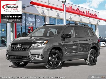 2020 Honda Passport Touring (Stk: 22264) in Greater Sudbury - Image 1 of 23