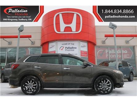 2015 Mazda CX-9 GT (Stk: 22136A) in Greater Sudbury - Image 1 of 34