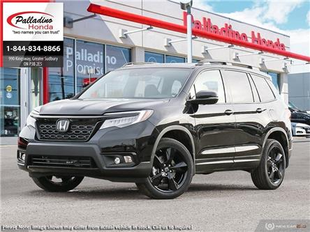 2020 Honda Passport Touring (Stk: 22306) in Greater Sudbury - Image 1 of 23
