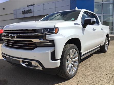 2020 Chevrolet Silverado 1500 High Country (Stk: 212199) in Brooks - Image 1 of 23