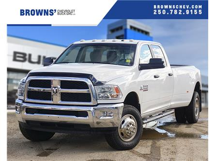 2017 RAM 3500 SLT (Stk: 4452A) in Dawson Creek - Image 1 of 15