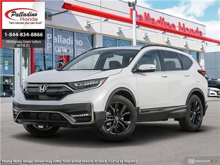 2020 Honda CR-V Black Edition (Stk: 22212) in Greater Sudbury - Image 1 of 23
