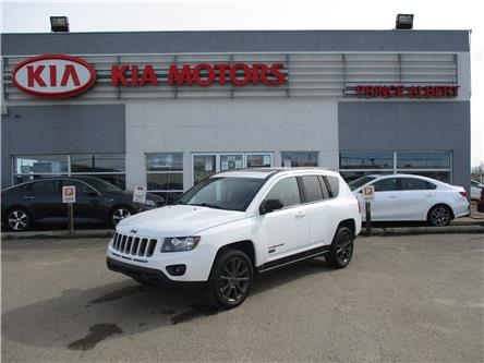 2016 Jeep Compass Sport/North (Stk: DB2296) in Prince Albert - Image 1 of 14