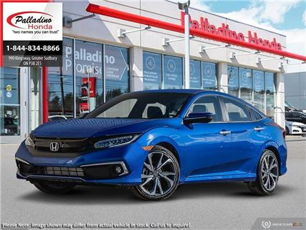 2020 Honda Civic Touring (Stk: 22460) in Greater Sudbury - Image 1 of 22