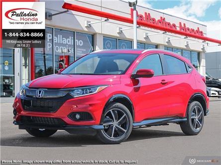 2020 Honda HR-V Sport (Stk: 22463) in Greater Sudbury - Image 1 of 23