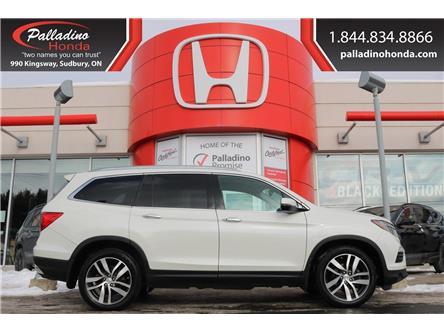 2016 Honda Pilot Touring (Stk: U9494) in Greater Sudbury - Image 1 of 47