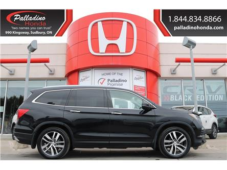 2016 Honda Pilot Touring (Stk: 21541A) in Greater Sudbury - Image 1 of 46