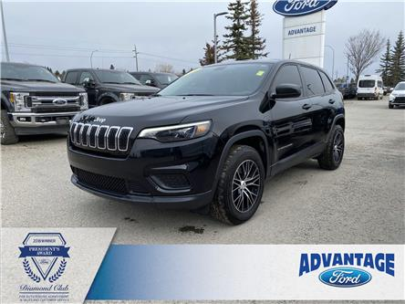 2019 Jeep Cherokee Sport (Stk: WR5640) in Calgary - Image 1 of 24