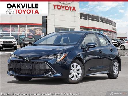 2020 Toyota Corolla Hatchback Base (Stk: 20818) in Oakville - Image 1 of 23
