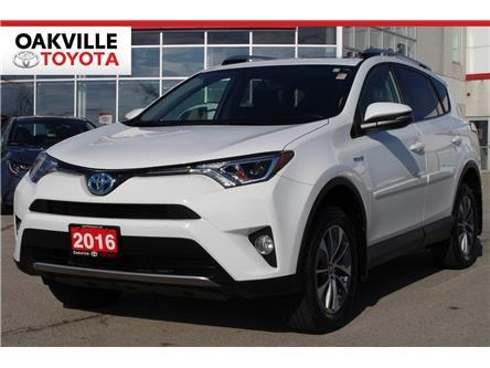 2016 Toyota RAV4 Hybrid XLE (Stk: LP3906) in Oakville - Image 1 of 18