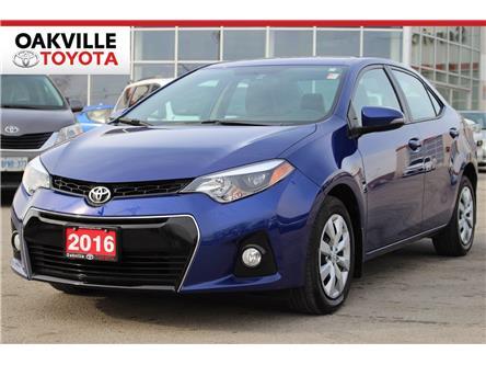 2016 Toyota Corolla S (Stk: LP8711) in Oakville - Image 1 of 17