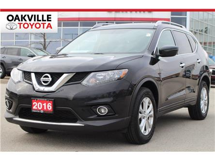 2016 Nissan Rogue SV (Stk: 20267A) in Oakville - Image 1 of 18