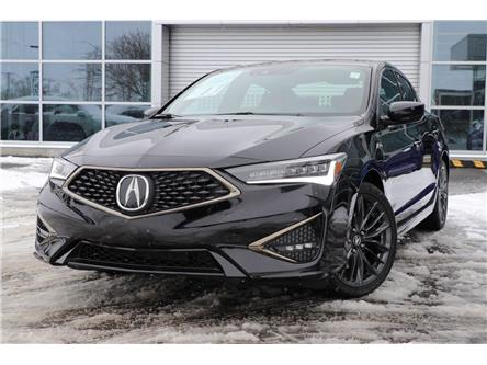2020 Acura ILX Tech A-Spec (Stk: 19148) in Ottawa - Image 1 of 30