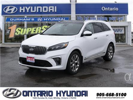2019 Kia Sorento 3.3L SXL (Stk: 42948K) in Whitby - Image 1 of 22