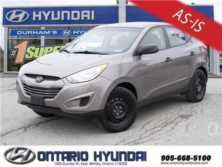 2012 Hyundai Tucson GL (Stk: 52246K) in Whitby - Image 1 of 10