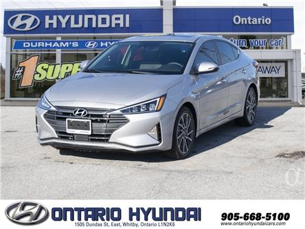 2020 Hyundai Elantra Ultimate (Stk: 16862K) in Whitby - Image 1 of 22