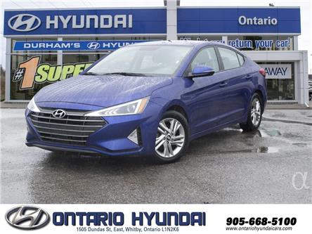 2019 Hyundai Elantra Preferred (Stk: 20050K) in Whitby - Image 1 of 20