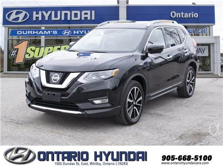 2017 Nissan Rogue SV (Stk: 34922K) in Whitby - Image 1 of 22