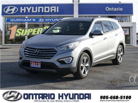 2013 Hyundai Santa Fe XL Premium (Stk: 25357K) in Whitby - Image 1 of 17