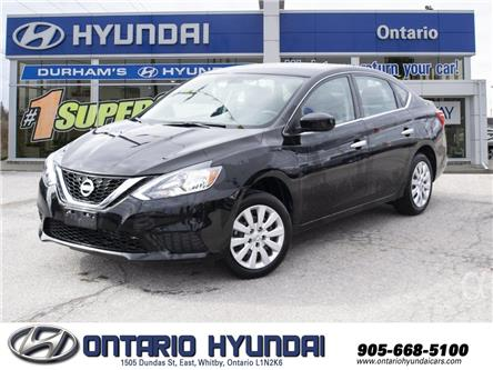 2019 Nissan Sentra  (Stk: 82823K) in Whitby - Image 1 of 17