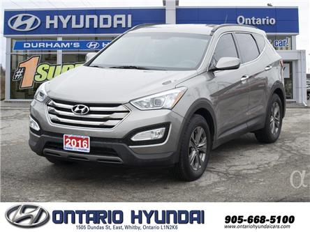 2016 Hyundai Santa Fe Sport 2.4 Base (Stk: 44380K) in Whitby - Image 1 of 17