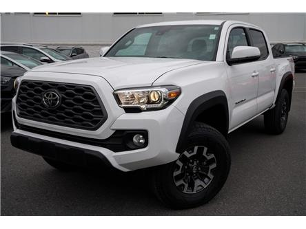 2020 Toyota Tacoma Base (Stk: 27989) in Ottawa - Image 1 of 23
