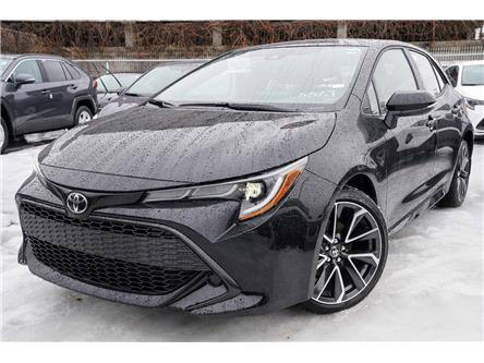 2020 Toyota Corolla Hatchback Base (Stk: 28159) in Ottawa - Image 1 of 23