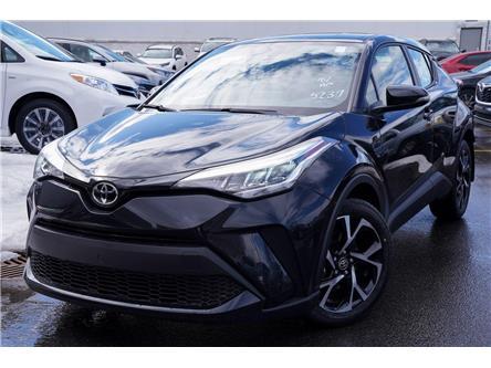 2020 Toyota C-HR XLE Premium (Stk: 28258) in Ottawa - Image 1 of 22