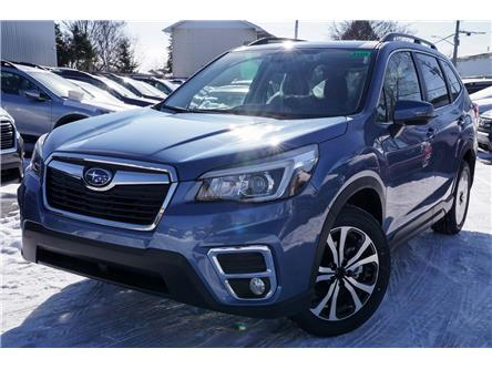 2020 Subaru Forester Limited (Stk: SL324) in Ottawa - Image 1 of 26
