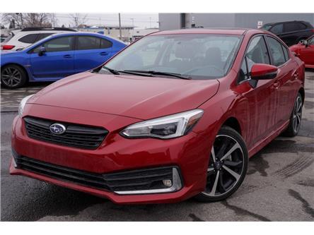 2020 Subaru Impreza Sport-tech (Stk: SL145) in Ottawa - Image 1 of 24